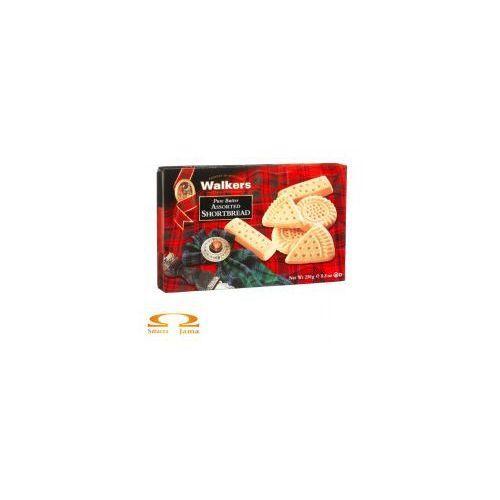 Walkers Ciasteczka maślane shortbread assorted 250g
