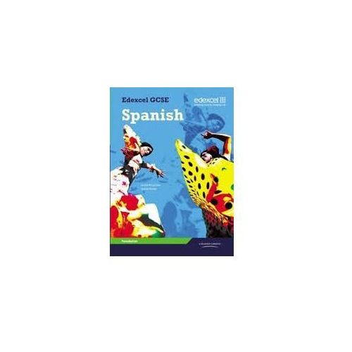 Edexcel GCSE Spanish Foundation. Podręcznik, Pearson