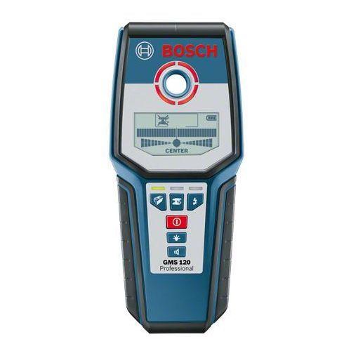 Bosch niebieski Wykrywacz metali i profili bosch gms 120