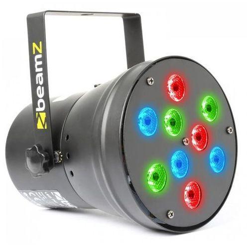 Beamz Par 36 spot 9x dioda led rgb 1 w