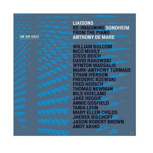 Universal music Liaisons. re-imagining sondheim from the piano