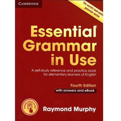 Essential Grammar in Use czerwona (2016)
