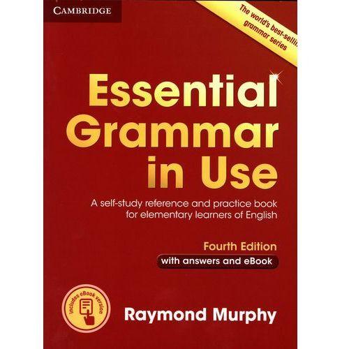 Essential Grammar in Use czerwona (2016)
