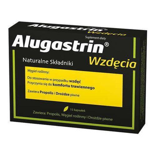 Kapsułki Alugastrin wzdęcia x 15 kapsułek