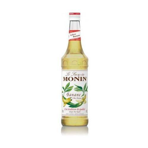 Monin Syrop bananowy   0,7l