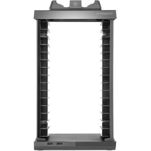 Snakebyte Organizer charge:tower pro z ładowarką do kontrolerów xbox one + darmowy transport! (4039621910401)