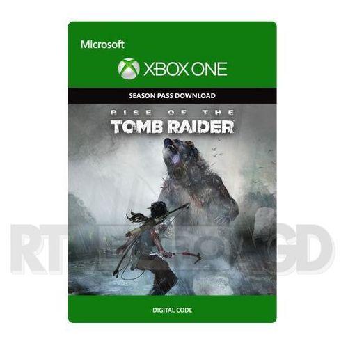 Rise of the Tomb Raider - season pass [kod aktywacyjny]