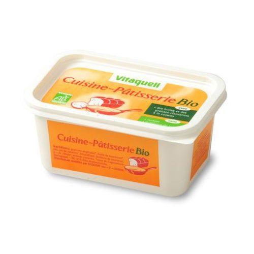 Margaryna do pieczenia i smażenia bio 500 g - marki Vitaquell