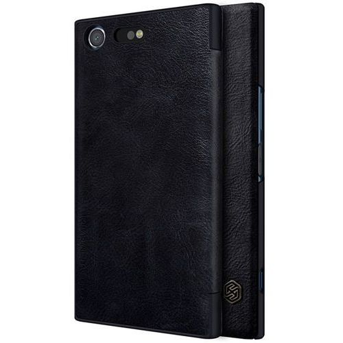Etui qin leather case do sony xperia xz premium czarny marki Nillkin