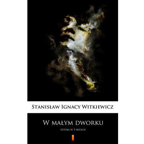 W małym dworku - Stanisław Ignacy Witkiewicz - ebook