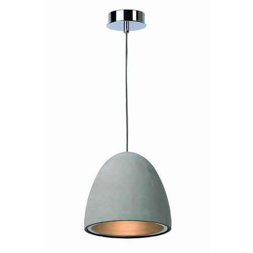 SOLO - Lampa wisząca Beton Ciemnoszary Śr.28cm (5411212711854)