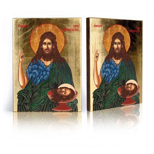 Ikona ze Świętym Janem Chrzcicielem