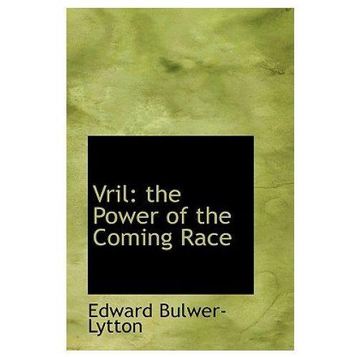 Lytton,Edward Bulwer Lytton,Bar - Vril