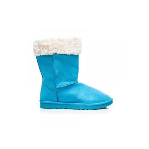 Śniegowce z futerkiem niebieski, Zoki