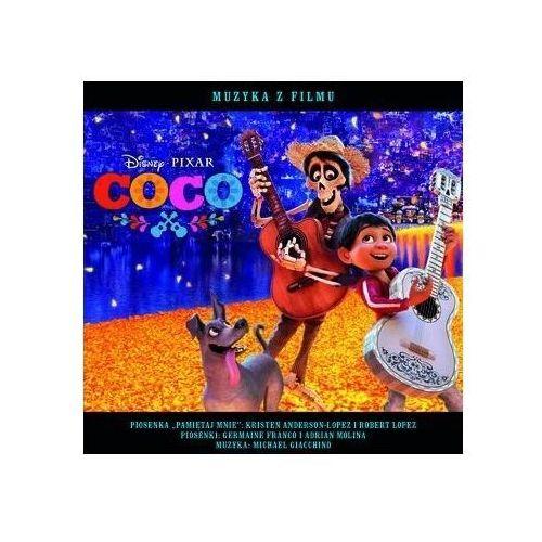 COCO (PL) - Soundtrack Disney (Płyta CD) (0050087379063)