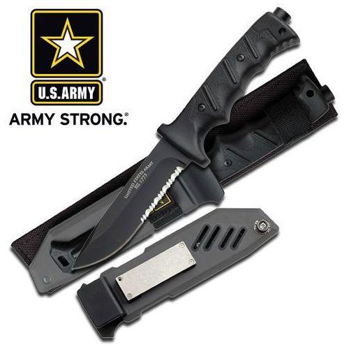 Usa Nóż o stałym ostrzu us army a-2001bk