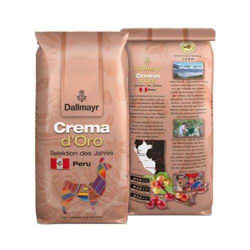 DALLMAYR 1kg Crema d'Oro Peru Kawa ziarnista