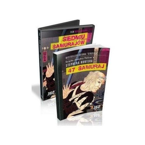 """Stephen Hunter """"47 samuraj"""" + DVD"""