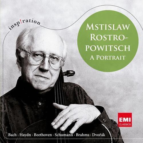 A PORTRAIT - Mstislav Rostropovitsch (Płyta CD), 6150602