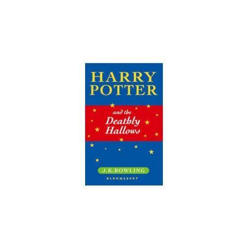 Harry Potter and the Deathly Hallows (wydanie dla niedowidzących) (9780747591085)