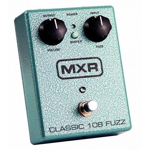 m173 - classic 108 fuzz efekt gitarowy marki Mxr