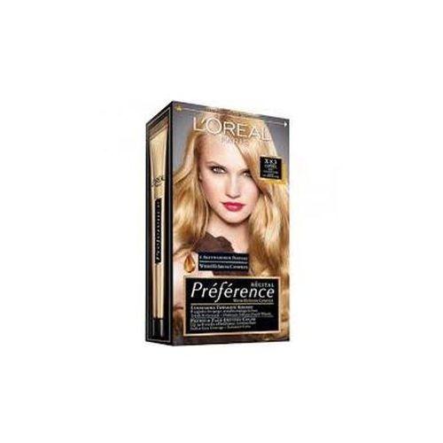 L'Oreal farba do włosów RECITAL PREFERENCE, X 8.3 jasny złocisty blond