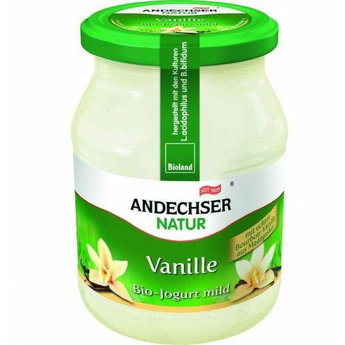 Jogurt waniliowy 3,7% BIO 500 g Andechser Natur