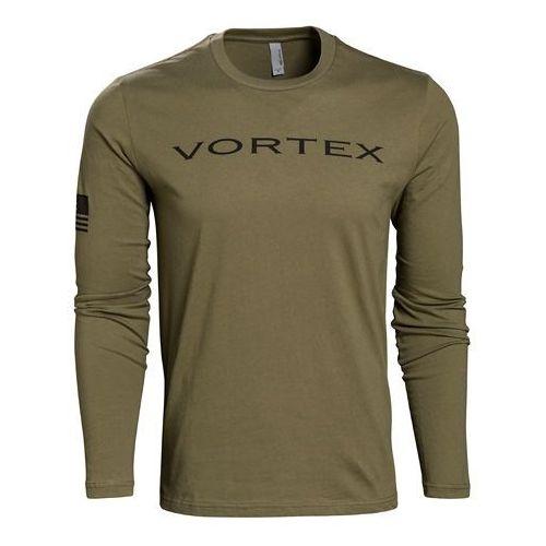 Bluza męska Vortex OD Long Sleeve, kolor zielony