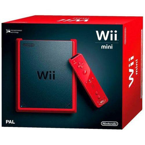 Nintendo Wii Mini z kategorii [konsole]