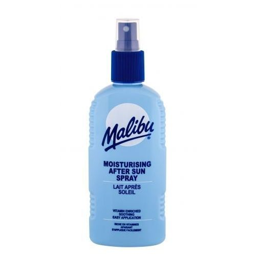 Malibu After Sun Moisturising After Sun Spray preparaty po opalaniu 200 ml unisex (5025135112355)