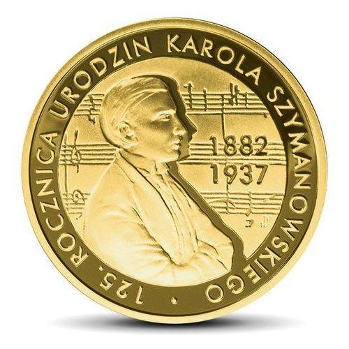 200 zł - 125. rocznica urodzin karola szymanowskiego (1882-1937) - 2007 marki Nbp