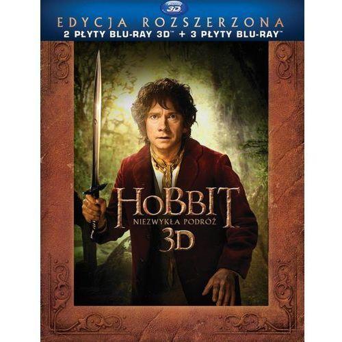 Hobbit: Niezwykła Podróż 3 - D Edycja Rozszerzona (7321999327606)
