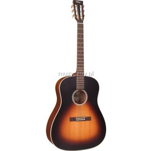 Vintage VE660VB, gitara elektro-akustyczna