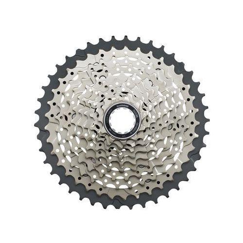 Shimano Kaseta tiagra cs-hg500 srebrny / ilość biegów: 10 / stopniowanie: 11-42 (4524667687146)