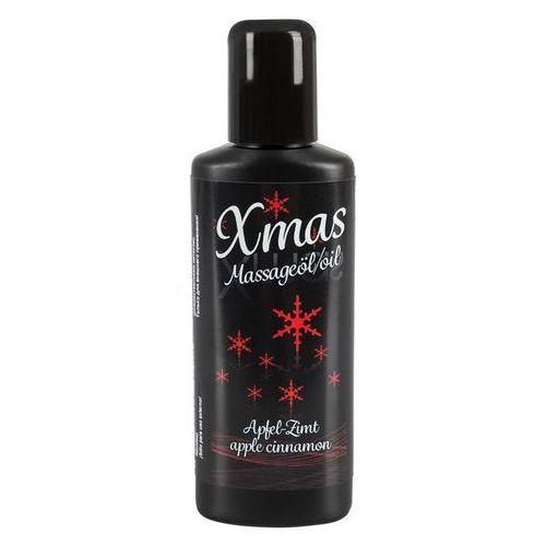 Orion Christmas oil erotic massage apple cinnamon olejek do masażu świąteczny jabłko z cynamonem 50ml (4024144621644)