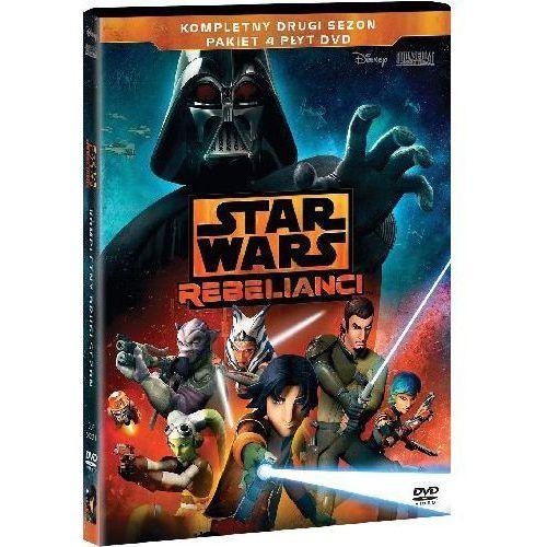 Star Wars: Rebelianci. Sezon 2 (DVD) - Steward Lee, Dave Filoni, Steven G. Lee, Justin Ridge