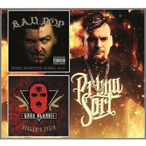 Universal music Popek / gang albanii (cd) - popek, gang albanii (5908279354730)