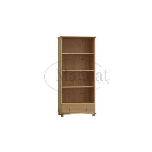 Biblioteczka drewniana nr7