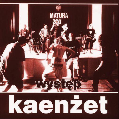 Występ - Kazik Na Żywo (Płyta CD)