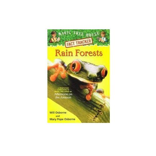 Rain Forests: A Nonfiction Companion to Afternoon on the Amazon