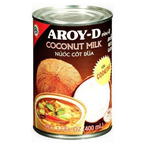 Aroy-d Mleko kokosowe do gotowania w puszce 400ml -