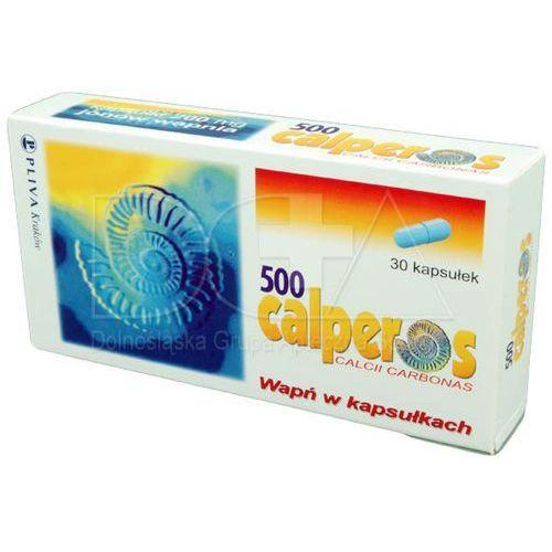 Calperos 500 mg x 30 kaps - produkt farmaceutyczny