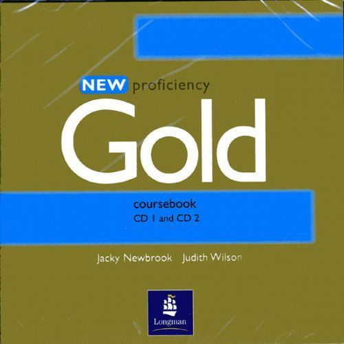 New Proficiency Gold - Class Cd [Zestaw Płyt Do Kursu] (9780582507302)