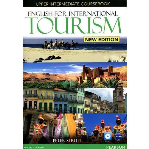 English for international tourism upper intermediate Coursebook + DVD (2013)