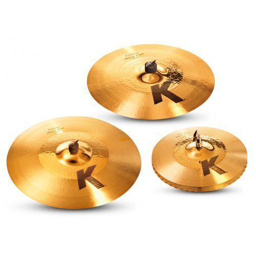 Zildjian k custom hybrid box kch390 zestaw talerzy perkusyjnych
