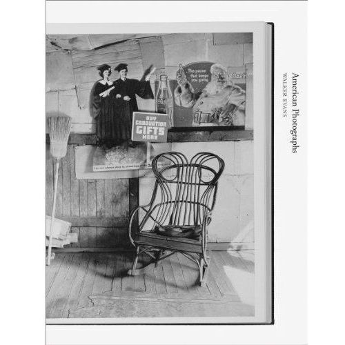 Walker Evans - American Photographs. Books on Books (152 str.)