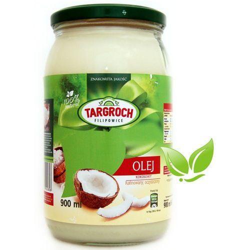Tar-groch Olej kokosowy rafinowany 900 ml targroch (5903229002808)