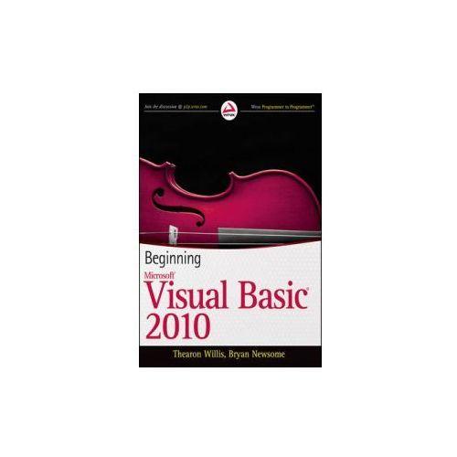 Beginning Visual Basic 2010 (9780470502228)