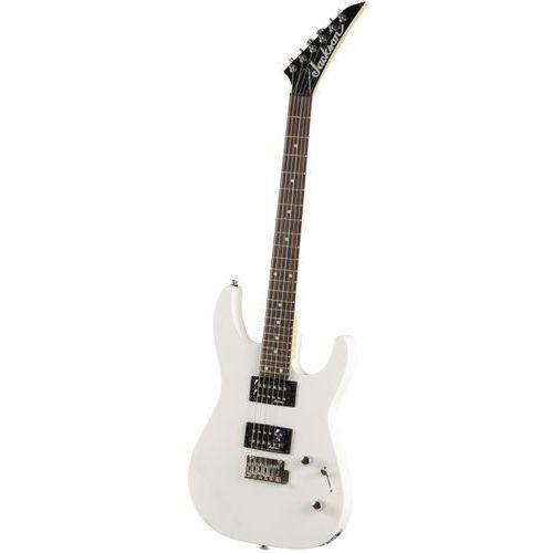 Jackson js12 dinky white gitara elektryczna