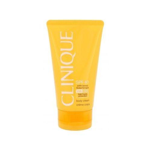 sun care spf40 preparat do opalania ciała 150 ml dla kobiet marki Clinique